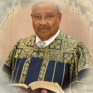 Rev. Dr.  James  Lee Cherry, Sr.