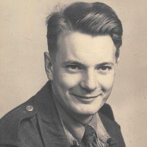 Mr. Geoffrey W. Mellors Obituary Photo