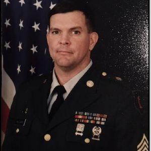 SFC(Ret) John Thomas McCann Obituary Photo