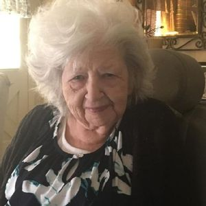Marie Harris Benfield Obituary Photo