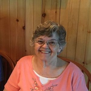 Shirley E. (Simpson) Wilkins Obituary Photo