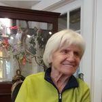 Portrait of Helen (nee Mongeluzi) Clayman