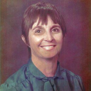 Barbara Welhausen Springer Obituary Photo