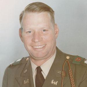 LTC (Ret.) USA, Julian  Hobert Carnes Jr.