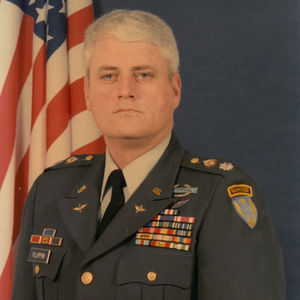 LTC (Ret) William John Filippini