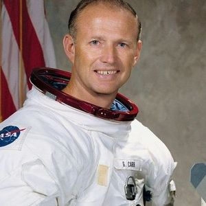 Gerald Carr Obituary Photo