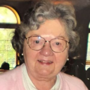 "Geraldine ""Geri"" H. Bellingham Obituary Photo"