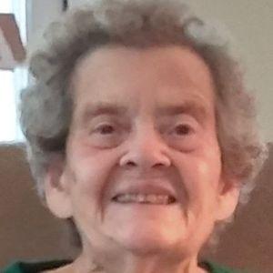 Margaret (Peggy) Bauman