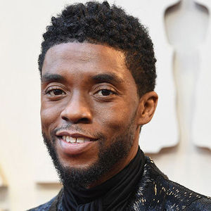Chadwick Boseman Obituary Photo