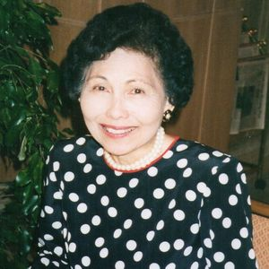 Ella Yoneko Kikuchi Obituary Photo
