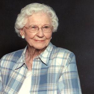 Doris Evelyn Cook Jones Walker