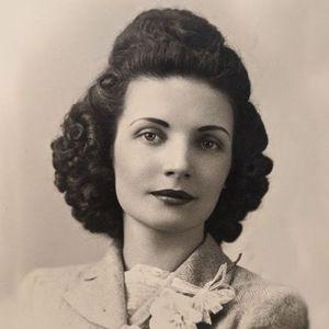 """Marguerite """"Peggy"""" (Rivet) Scott"""
