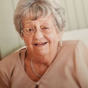 Mrs. Ann Mae (Treacy) Orsillo Obituary Photo