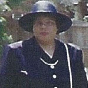Norma Gayle Robinson Thomas
