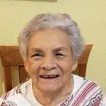 Portrait of Dolores Paredes