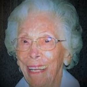Helen Faust Graber Obituary Photo