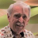 Portrait of Arthur Jack Katz