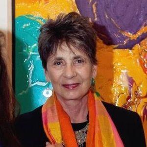 "Joan ""Kristina"" Olitski Obituary Photo"