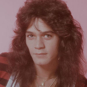 Eddie Van Halen Obituary Photo