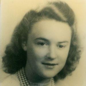 Grace Roark Webb