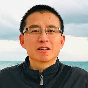 "Huizhi ""David"" Wang Obituary Photo"