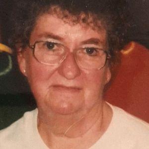 Harriette Lillian Jacobs Obituary Photo
