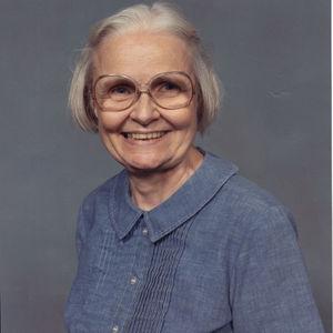 Bonnie June Jellema
