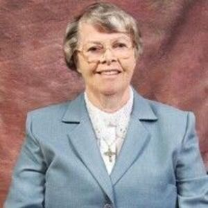 Sister Mary Walsh Obituary Photo