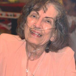 Mrs. Susie Inez Johnson Barrier