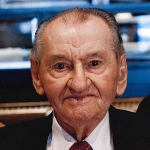 Aldo Emil Tigri Obituary Photo