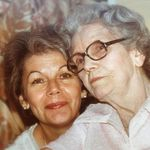 Patsy and her mother