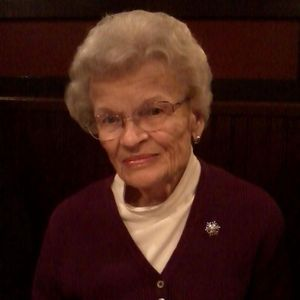 "Ann E. (Taggart) ""Mimi"" Haddock Obituary Photo"