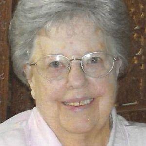 Sr. Pauline Lavigne, CSC
