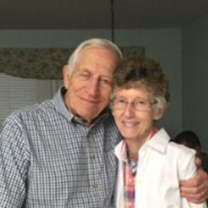 Rev. Bernard Woudenberg Obituary Photo