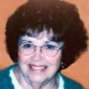 Shirley Ann Eccles