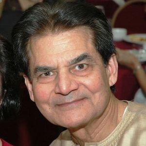 Raj K. Bhatia Obituary Photo