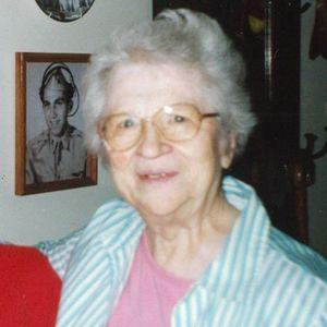 Mrs. Jeanne Eleanor Cook