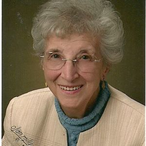 Mary Ann Salisbury