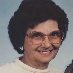 Nannie  Marie Banas