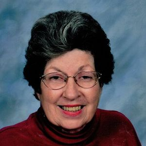 """Virginia Rich """"Ginger"""" Fortmiller Obituary Photo"""