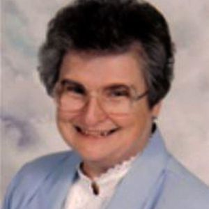 Sr. Kathleen Anne McKee Obituary Photo