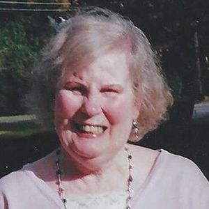 Mary E. (Walker) Parenteau Obituary Photo