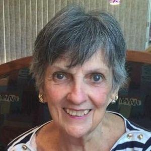 Mary Ellen Cashin Obituary Photo