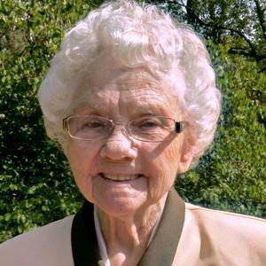 Reba Evelyn  (Wilson) Hammons Obituary Photo