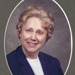 Margaret Irene Peach Vaught