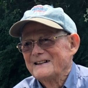 """Thomas """"Mark"""" Foxon Obituary Photo"""