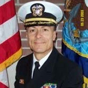 Capt. John Michael DePaul (USN, Ret.)