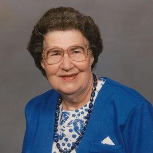 Mrs. Pearl Elizabeth McNees