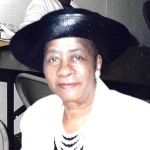 Doris (nee Hopewell) Washington