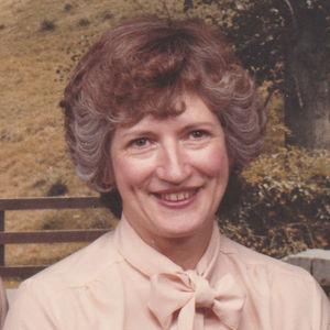Mary Helen Spitz Obituary Photo